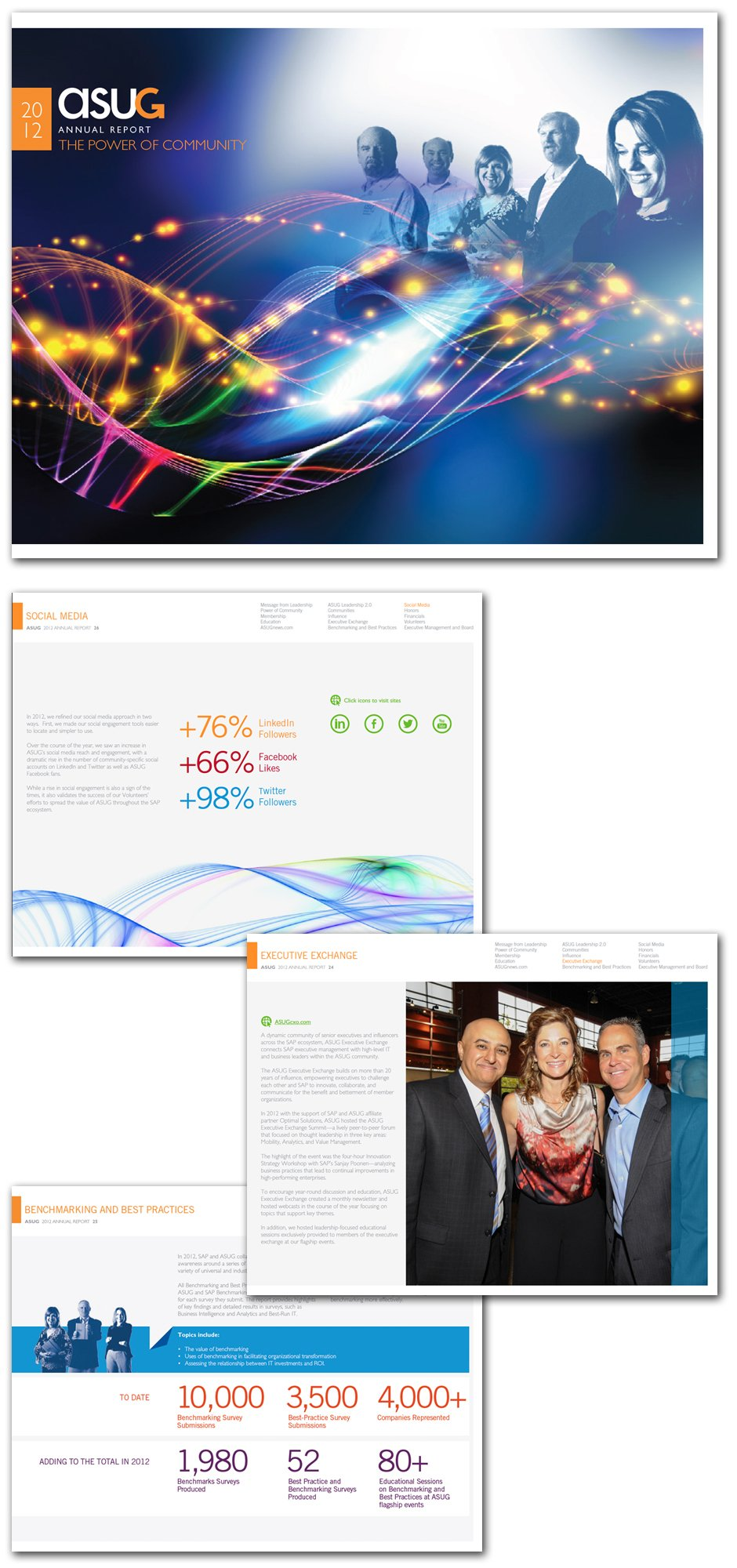 ASUG 2012 annual report