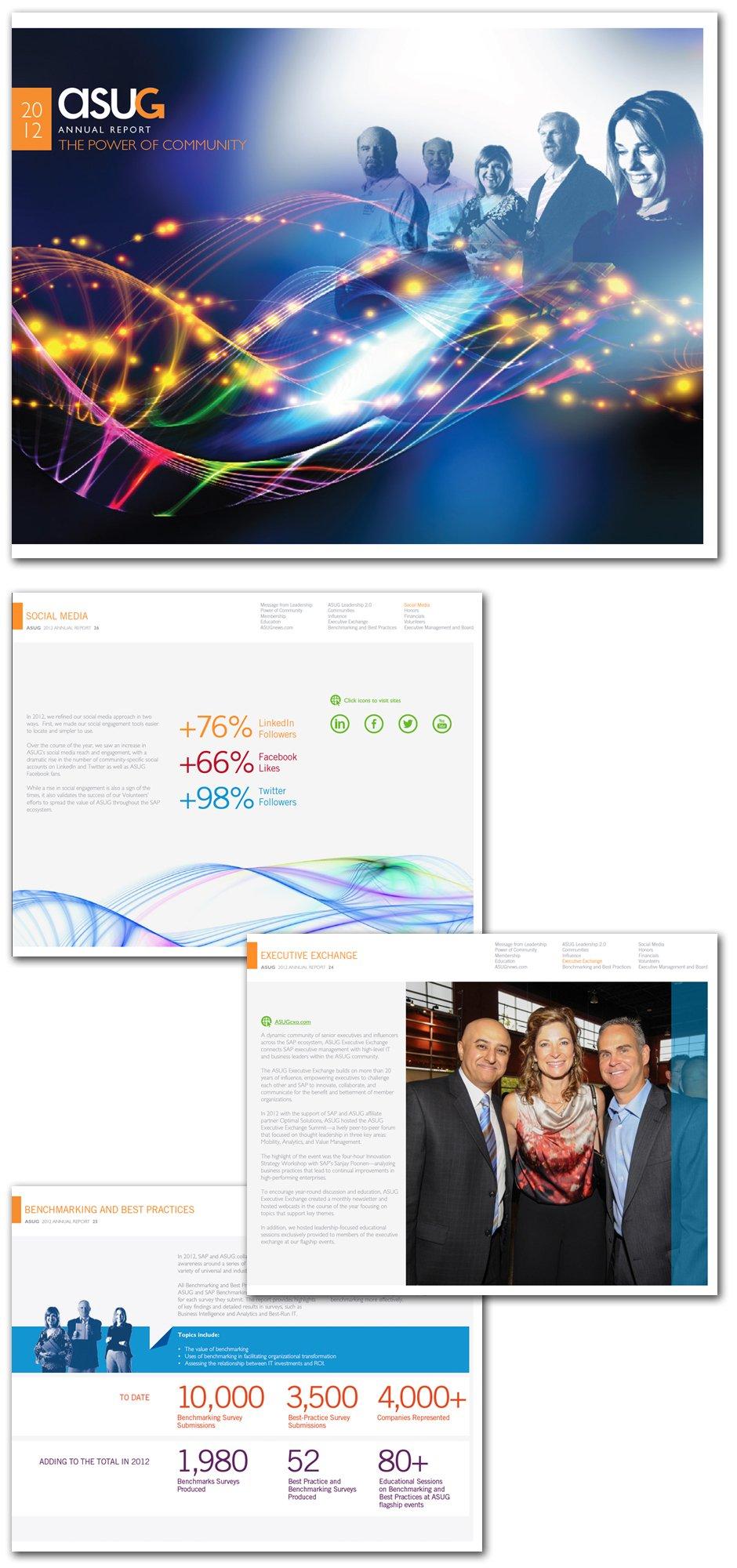 ASUG 2012 annual report