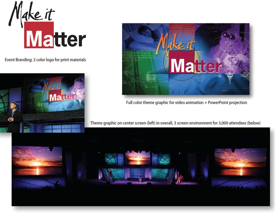 Make It Matter Theme